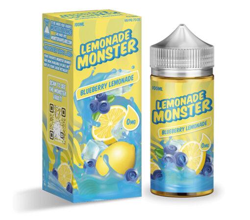 Lemonade Monster Blueberry Lemonade by Jam Monster