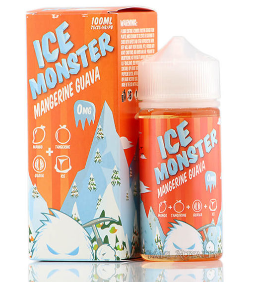 Ice Monster Jam Monster