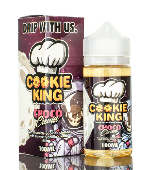 Cookie King Choco Cream eJuice